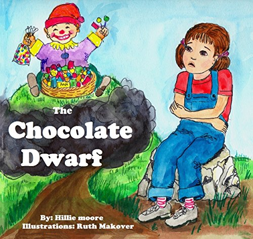 Children's book: The Chocolate Dwarf: different ways of dealing with fears, emotions and feelings: (kids book for all animal lovers, animal stories for bedtime and young readers 4-8 years)